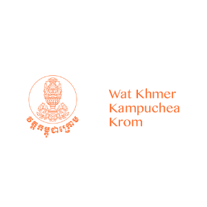 Wat Khmer Kampuchea Krom logo
